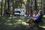 Hire a camper van