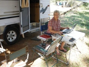 Rent a campervan in Australia