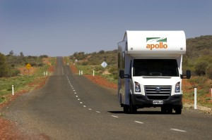 Peace of mind travelling in your motorhome hire