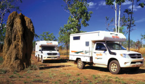 Campervan Hiring