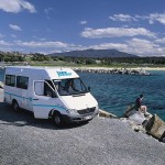 Motorhome hire and your luggage