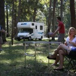 Campervan hire tips for food when travelling