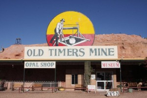 Camper Hire - Adelaide to Coober Pedy