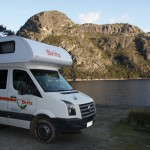 Tasmania campervan holiday