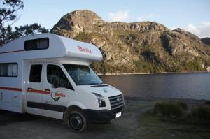 Tasmanian Freedom Camp