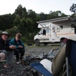 Campervan hire in Tasmania
