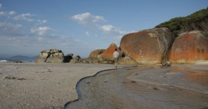 Wilsons Promontory National Park is great to explore in a camper hire from Melbourne