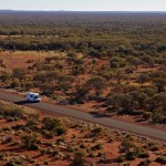 Traveling in the Outback
