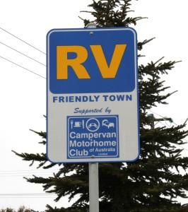 RV Friendly Towns in Australia