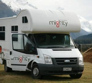 Mighty Double Up 4 berth exterior