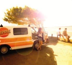 Hippie Drift Regular Height Campervan