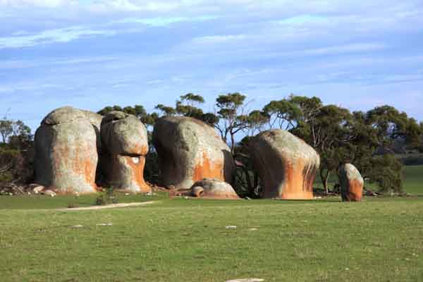 murphys haystack eyre peninsula south australia