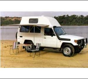 TCC 4WD Bushcamper