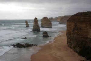 campervan hire Twelve Apostles