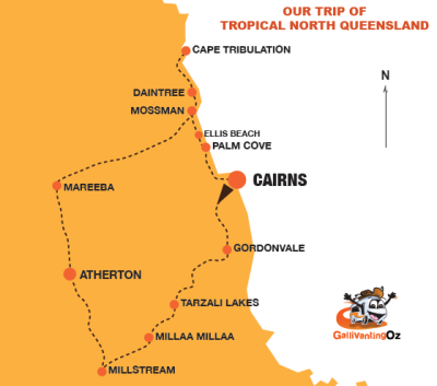 north_tropical_queensland_map