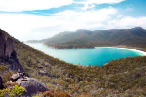 tasmania_freycinet_walk 6 berth motorhome hire