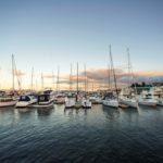Kings Pier Marina, Hobart waterfront