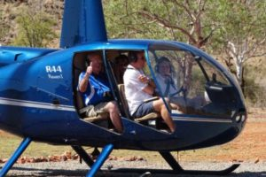 Bungle bungles helicopter flight