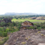 Ubirr nt views scenery