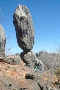 Balancing Rock Chillagoe-Mungana National Park
