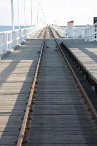 longest wooden pier in the southern hemisphere 1.8kms