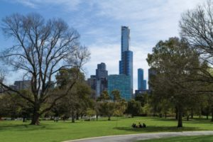 Royal Botanic Gardens, Melbourne, VIC
