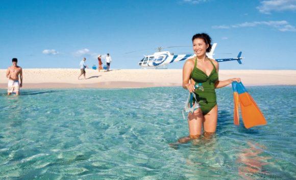 Vlasoff Cay, Great Barrier Reef, QLD