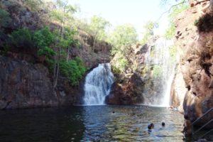waterfalls litchfield national park