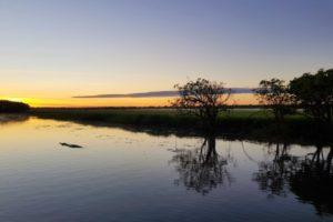 Dawn Cruise Yellow Waters Kakadu National Park