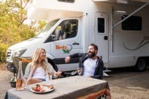 6 berth motorhome campervan hire
