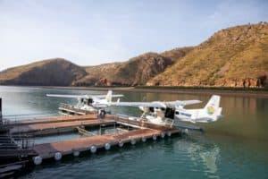horizontal falls seaplanes