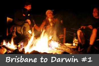 campervan hire Darwin