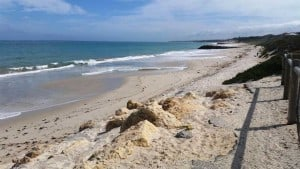 perth to croal bay in a campervan hire