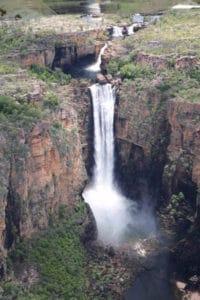 jim jim falls and kakadu national park views from kakadu air plane