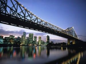 brisbane campervan hire story bridge