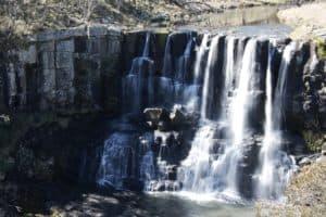 motorhome hire sydney ebor falls