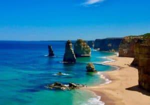 12 Apostles Great Ocean Road motorhome hire Melbourne