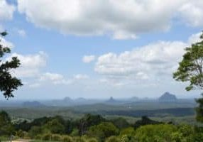 Glass-house-mountains-landscape-view-from-cafe-Mary-Cairncross-300x200
